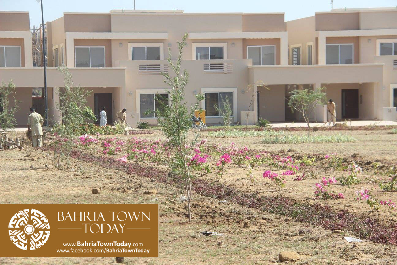 Bahria Town Karachi Latest Progress Update – February 2016 (32)