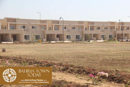 Bahria Town Karachi Latest Progress Update - February 2016 (34)
