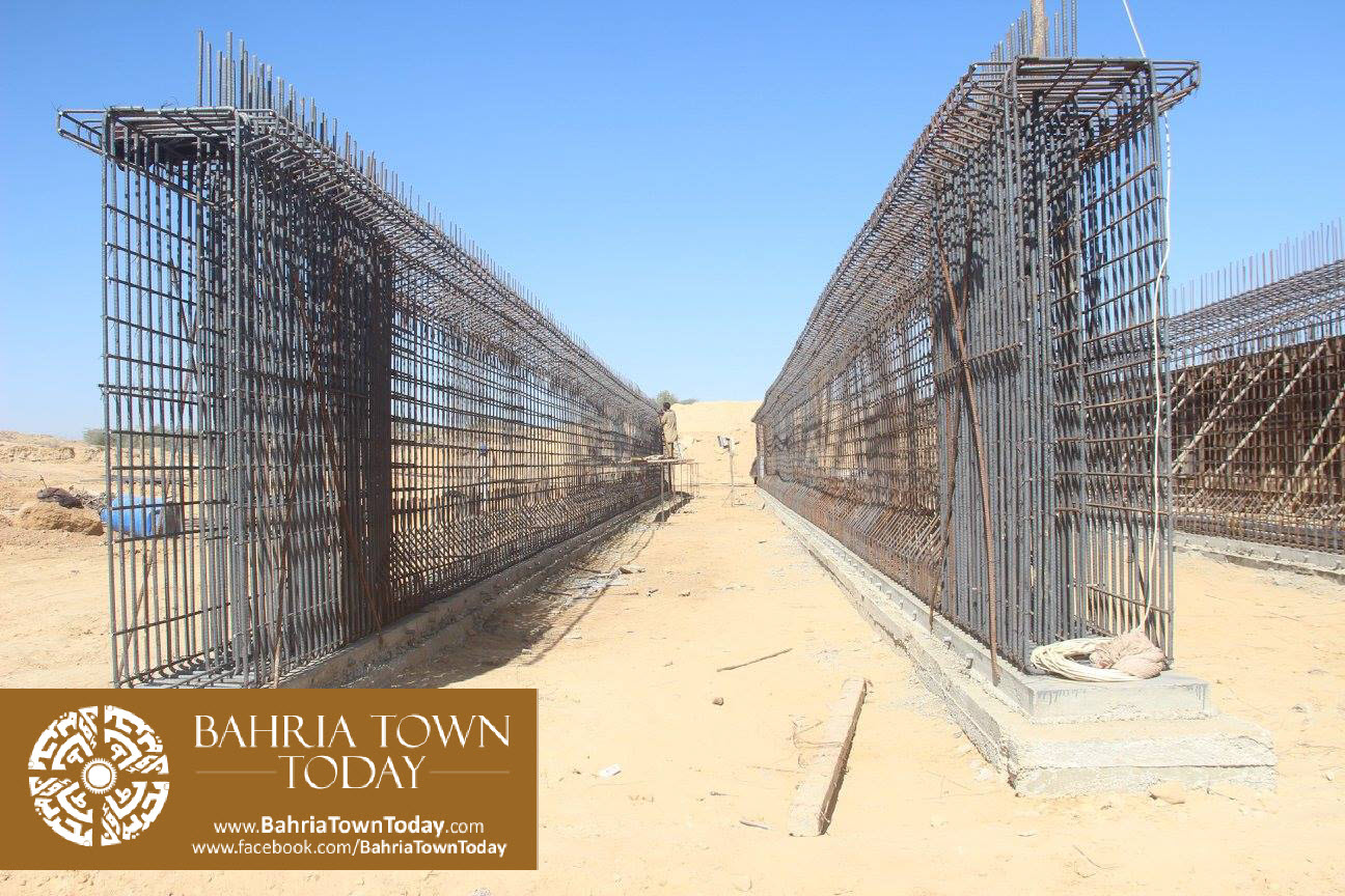 Bahria Town Karachi Latest Progress Update – February 2016 (35)