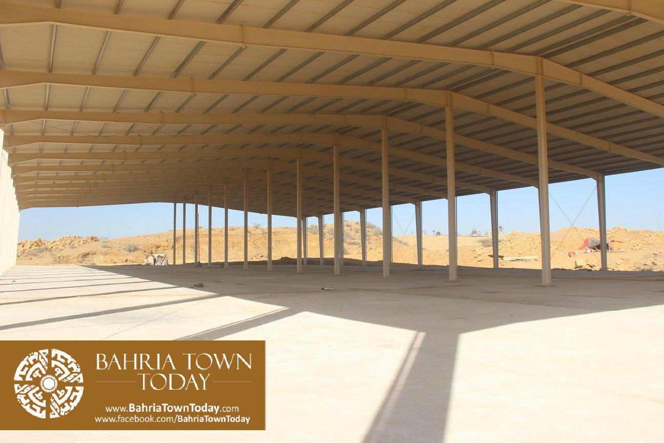 Bahria Town Karachi Latest Progress Update – February 2016 (37)