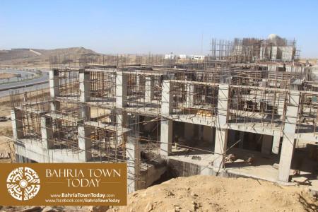 Bahria Town Karachi Latest Progress Update - February 2016 (4)