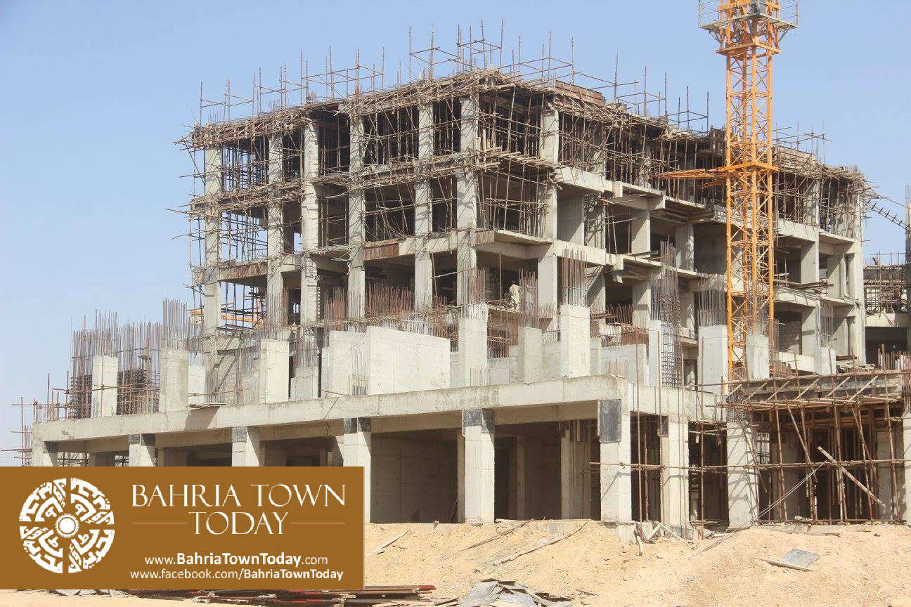 Bahria Town Karachi Latest Progress Update – February 2016 (4)