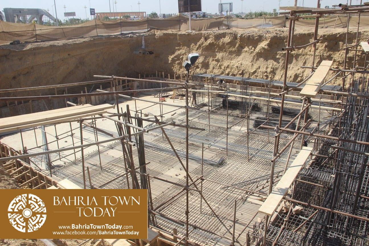 Bahria Town Karachi Latest Progress Update – February 2016 (40)