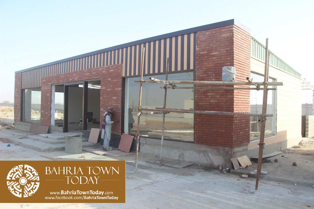 Bahria Town Karachi Latest Progress Update – February 2016 (42)