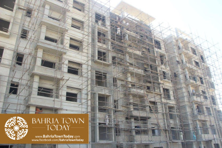 Bahria Town Karachi Latest Progress Update - February 2016 (44)