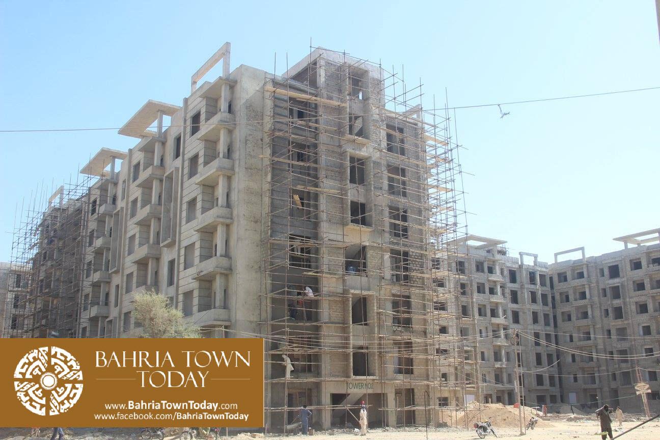 Bahria Town Karachi Latest Progress Update – February 2016 (47)