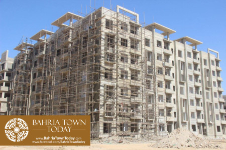 Bahria Town Karachi Latest Progress Update - February 2016 (48)
