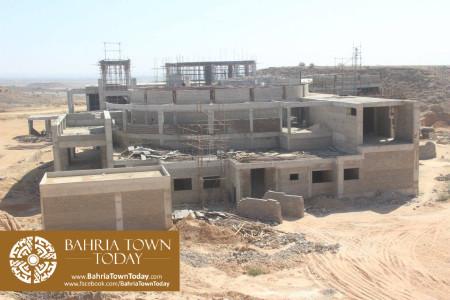 Bahria Town Karachi Latest Progress Update - February 2016 (5)