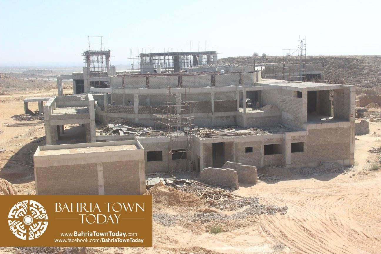 Bahria Town Karachi Latest Progress Update – February 2016 (5)