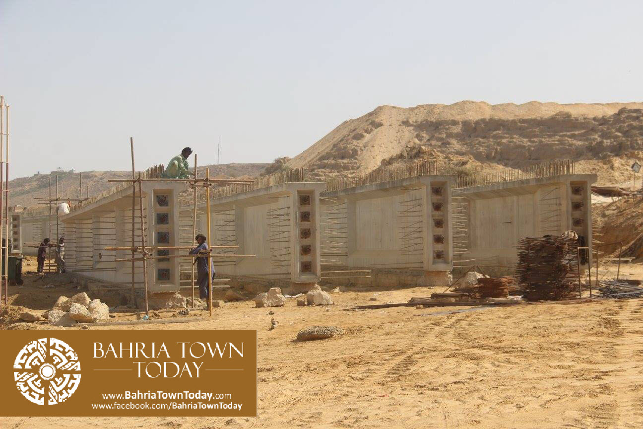 Bahria Town Karachi Latest Progress Update – February 2016 (5)