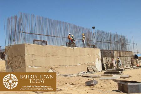 Bahria Town Karachi Latest Progress Update - February 2016 (50)