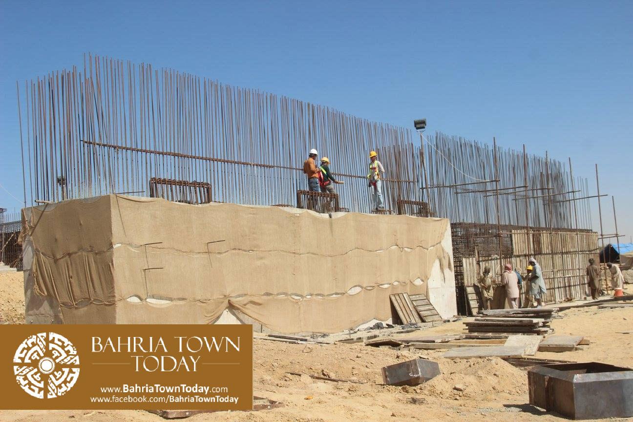 Bahria Town Karachi Latest Progress Update – February 2016 (50)