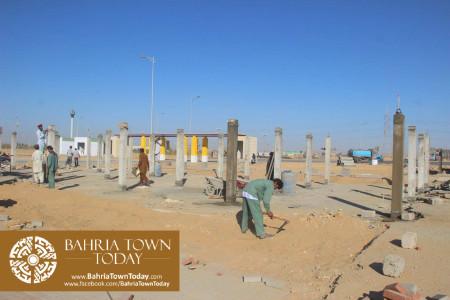 Bahria Town Karachi Latest Progress Update - February 2016 (52)