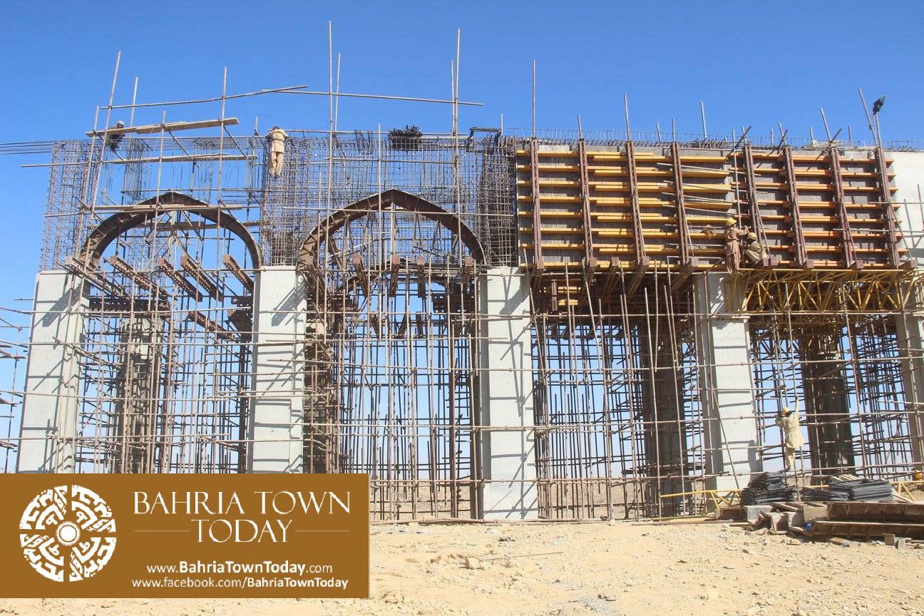 Bahria Town Karachi Latest Progress Update – February 2016 (53)