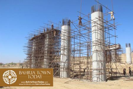 Bahria Town Karachi Latest Progress Update - February 2016 (55)