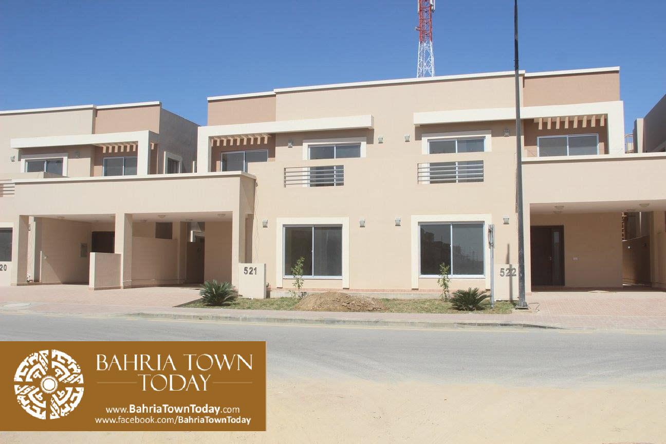 Bahria Town Karachi Latest Progress Update – February 2016 (59)