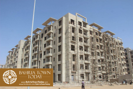 Bahria Town Karachi Latest Progress Update - February 2016 (6)