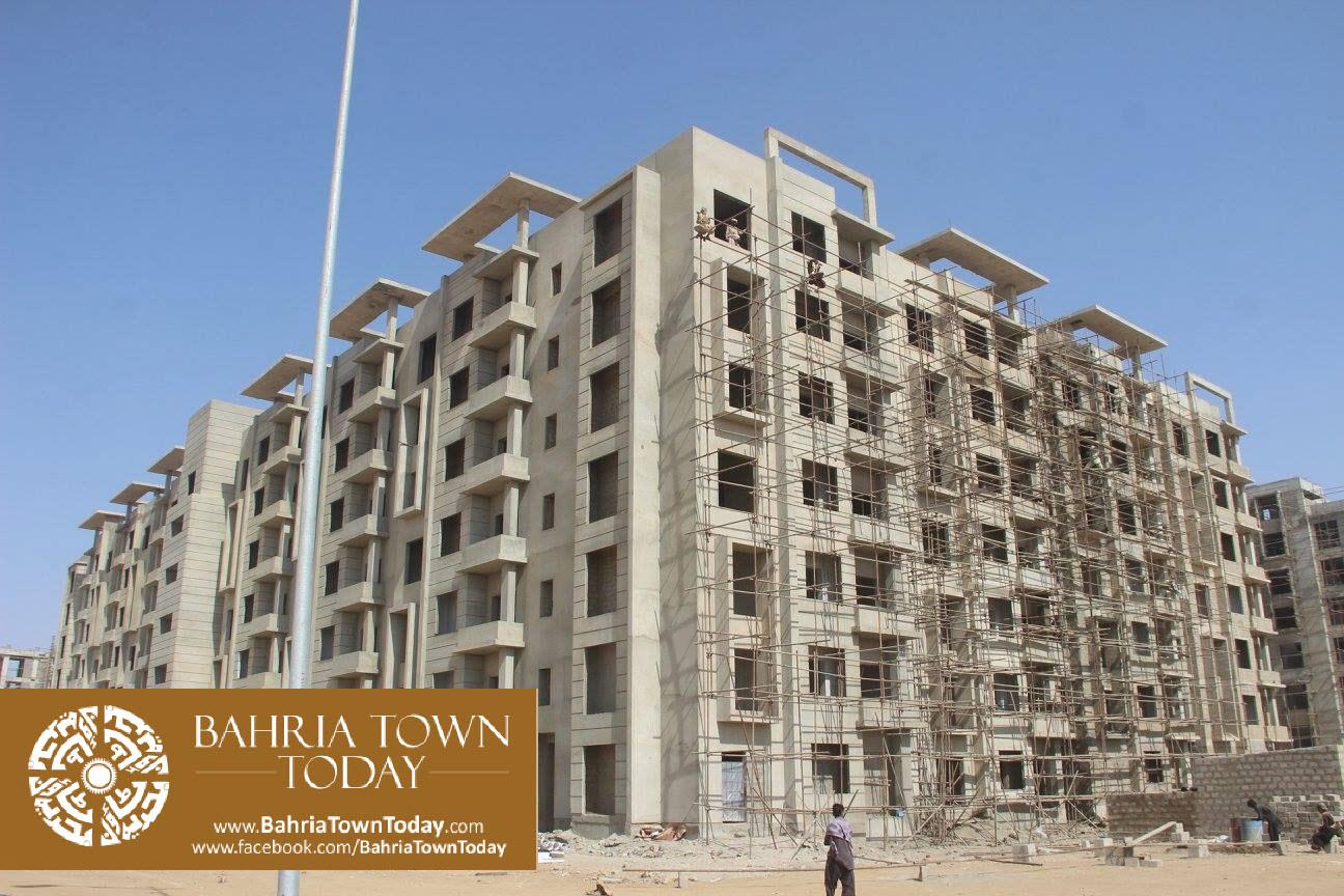 Bahria Town Karachi Latest Progress Update – February 2016 (6)