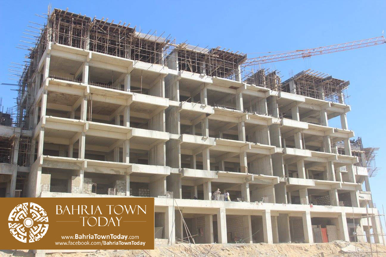 Bahria Town Karachi Latest Progress Update – February 2016 (60)