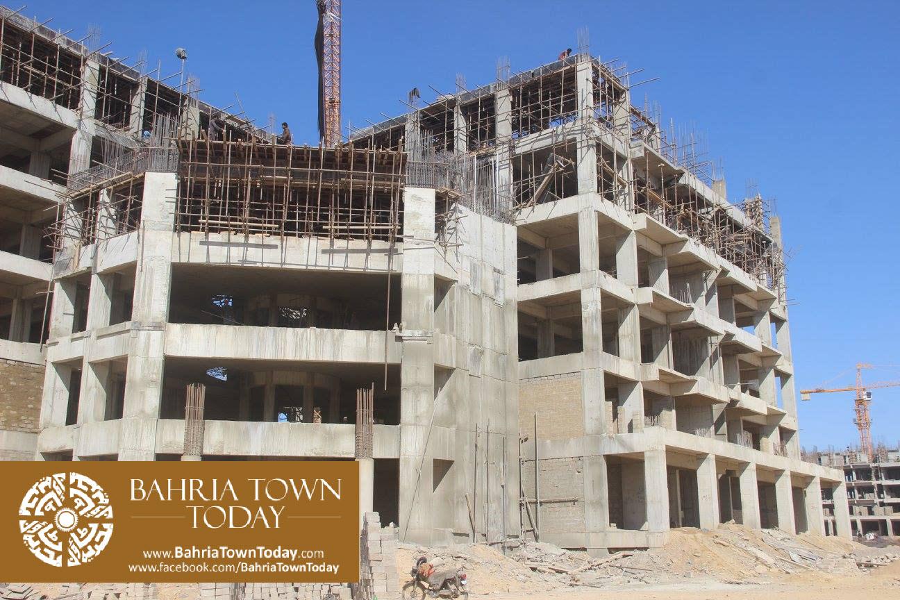 Bahria Town Karachi Latest Progress Update – February 2016 (61)