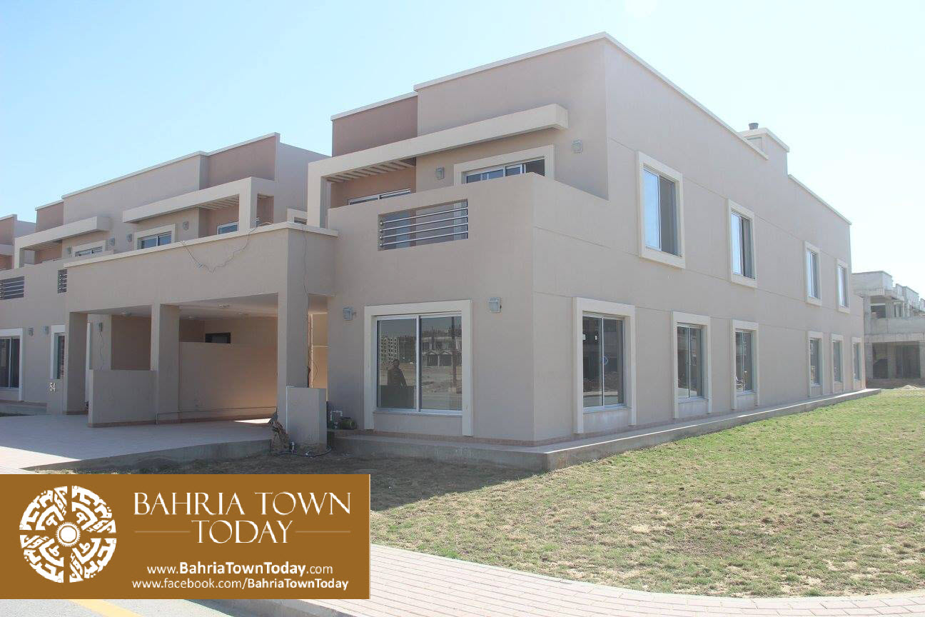 Bahria Town Karachi Latest Progress Update – February 2016 (63)