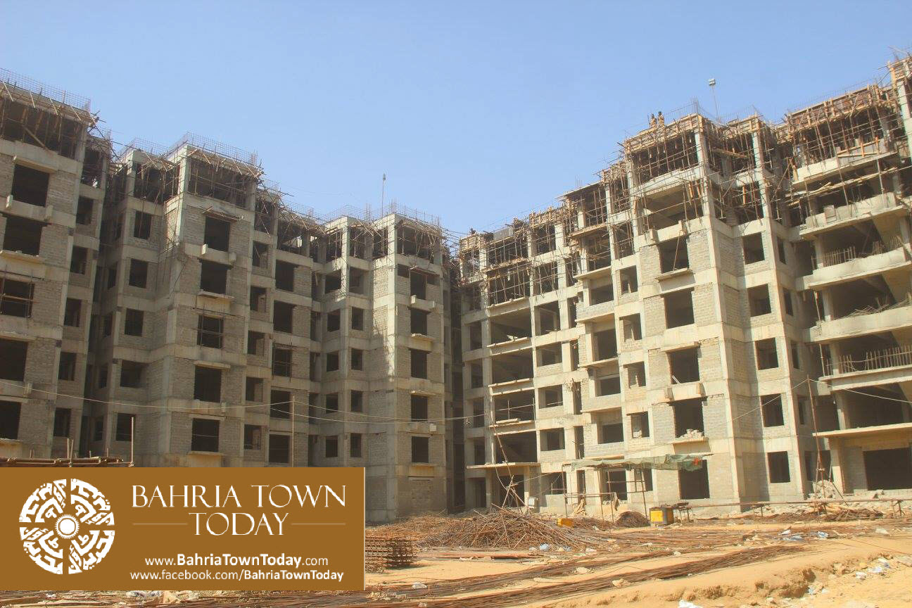 Bahria Town Karachi Latest Progress Update – February 2016 (7)
