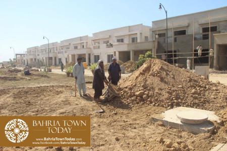 Bahria Town Karachi Latest Progress Update - February 2016 (8)