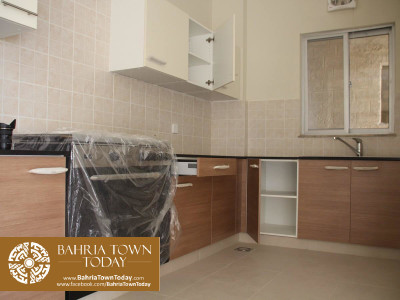 A Glance at the Model Apartment in Bahria Town Karachi