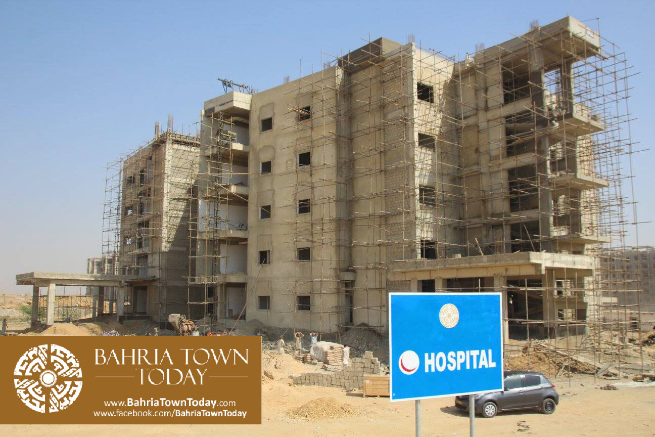 Bahria Town Karachi Latest Progress Update – March 2016 (10)