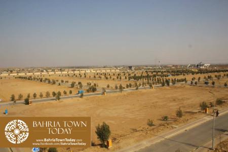 Bahria Town Karachi Latest Progress Update - March 2016 (11)