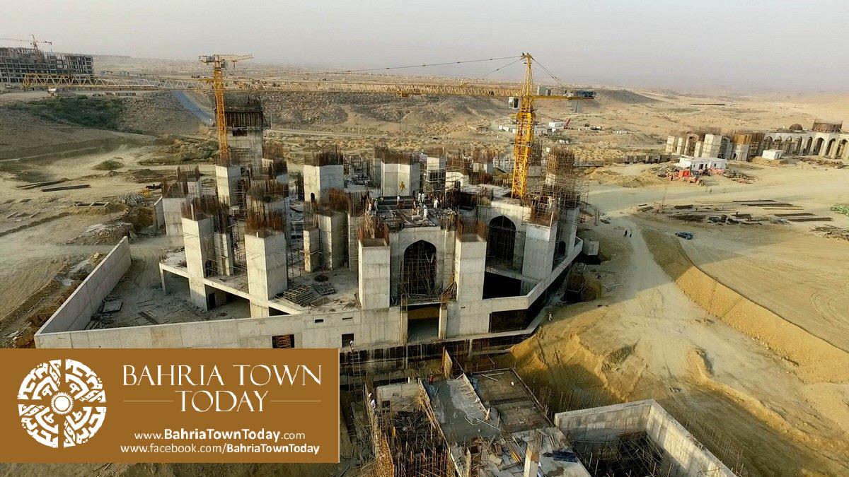 Bahria Town Karachi Latest Progress Update – March 2016 (12)