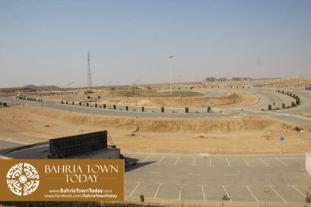 Bahria Town Karachi Latest Progress Update - March 2016 (14)