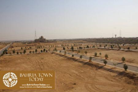 Bahria Town Karachi Latest Progress Update - March 2016 (15)