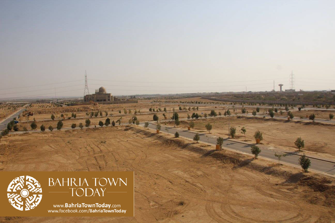 Bahria Town Karachi Latest Progress Update – March 2016 (15)