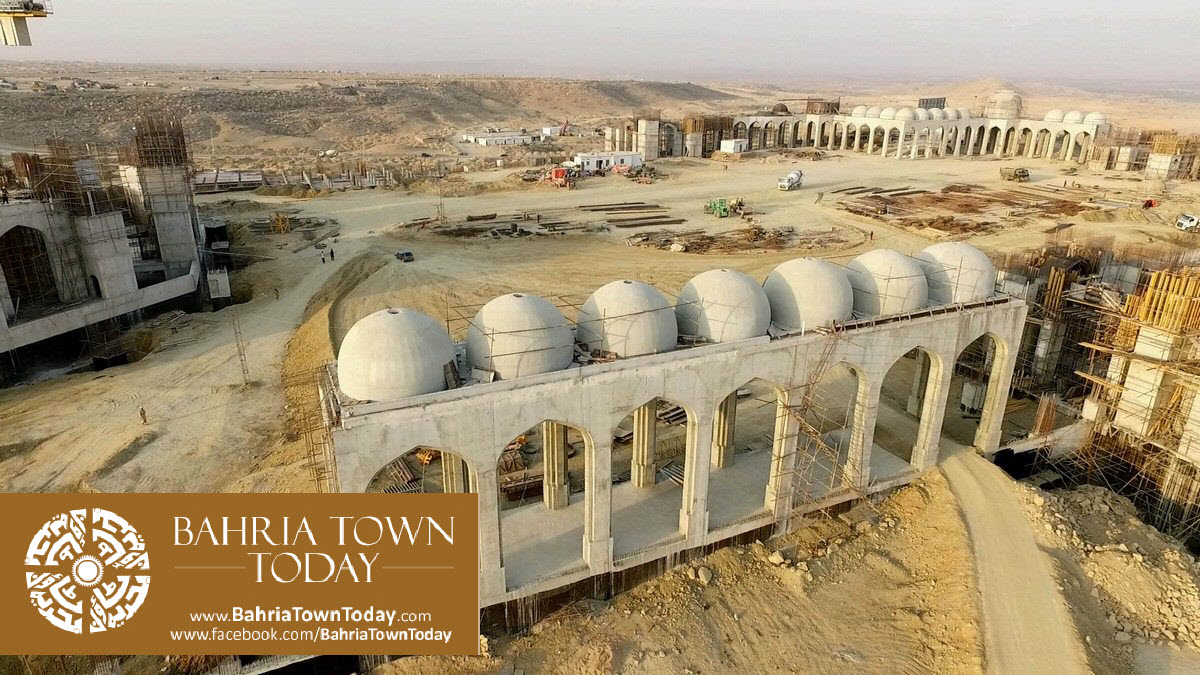 Bahria Town Karachi Latest Progress Update – March 2016 (17)