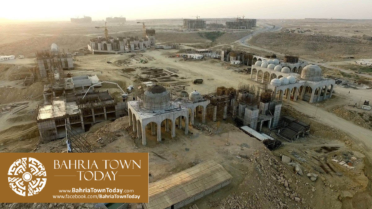 Bahria Town Karachi Latest Progress Update – March 2016 (20)