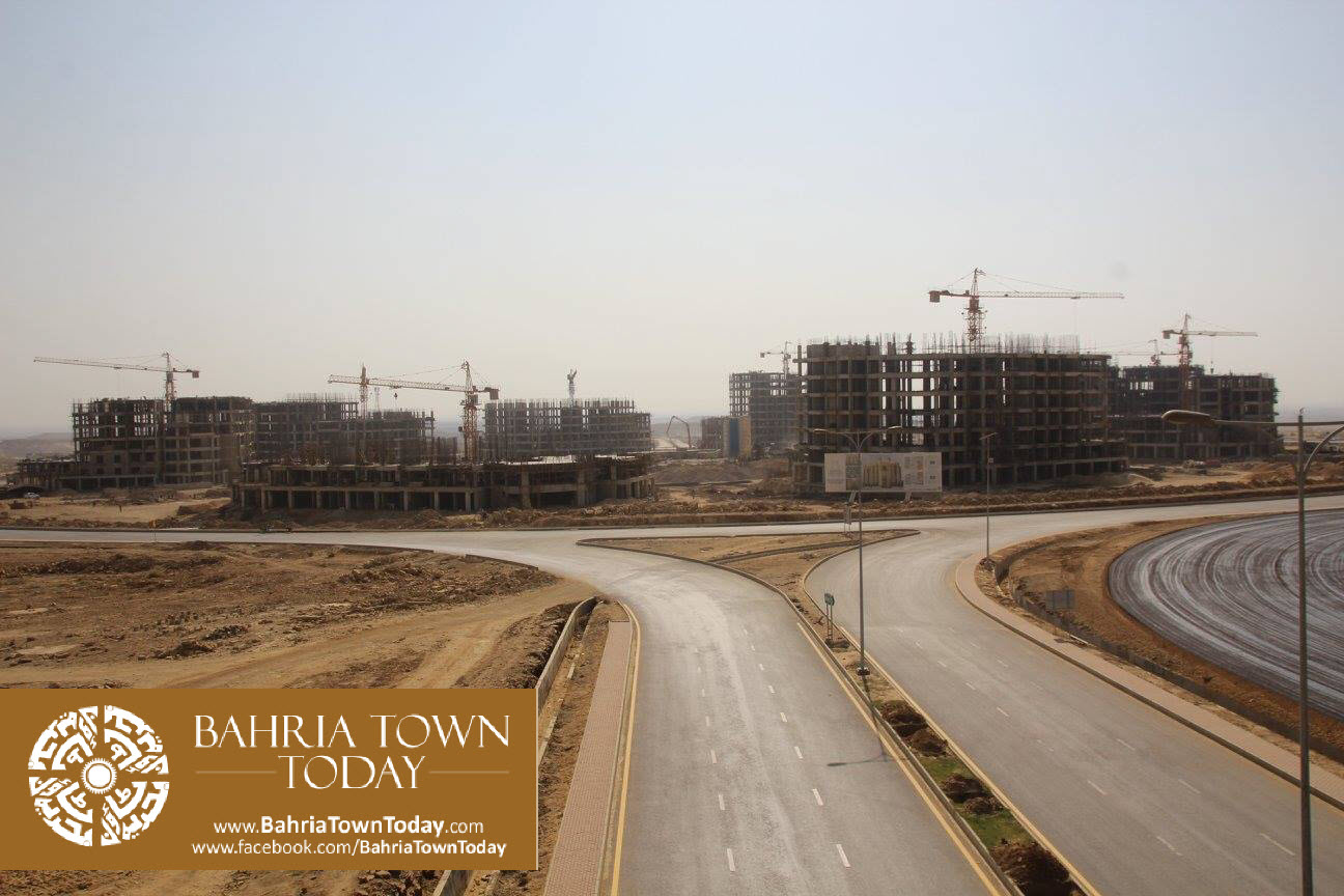 Bahria Town Karachi Latest Progress Update – March 2016 (23)
