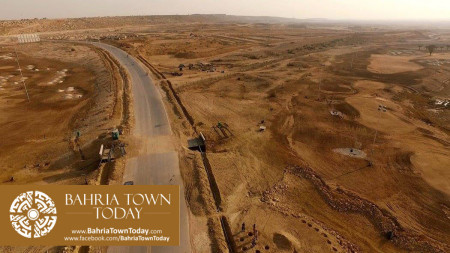 Bahria Town Karachi Latest Progress Update - March 2016 (24)