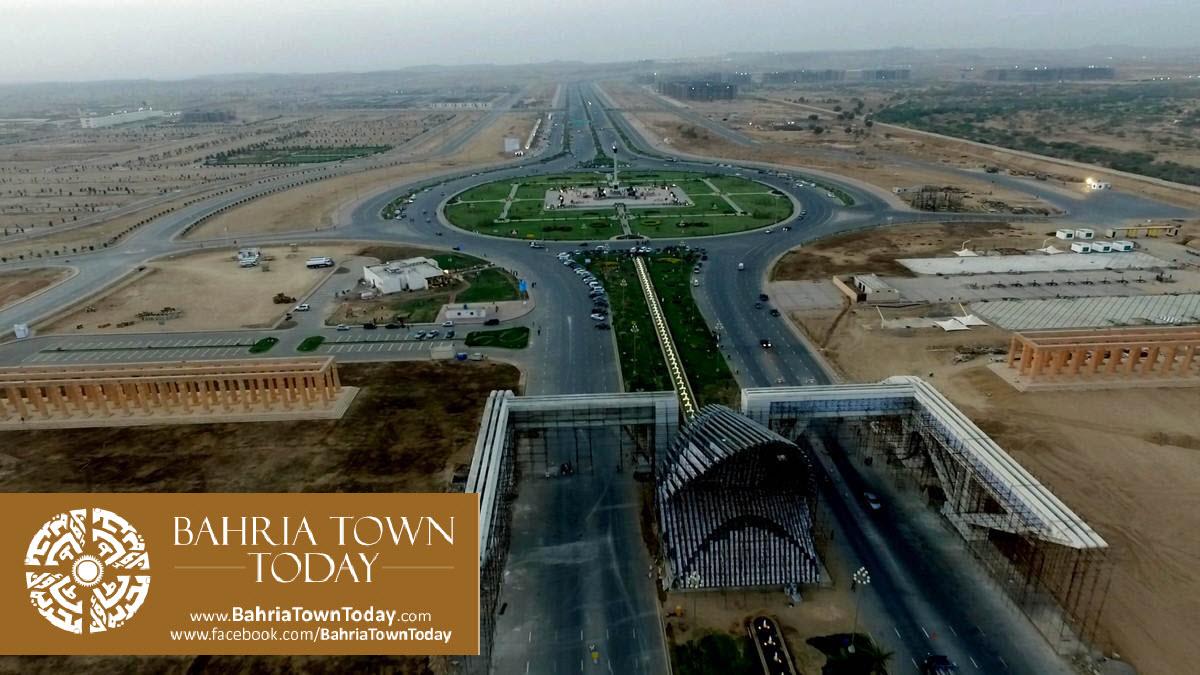 Bahria Town Karachi Latest Progress Update – March 2016 (25)