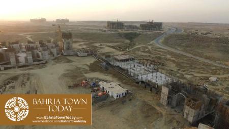 Bahria Town Karachi Latest Progress Update - March 2016 (27)