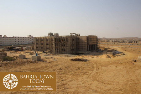 Bahria Town Karachi Latest Progress Update - March 2016 (28)