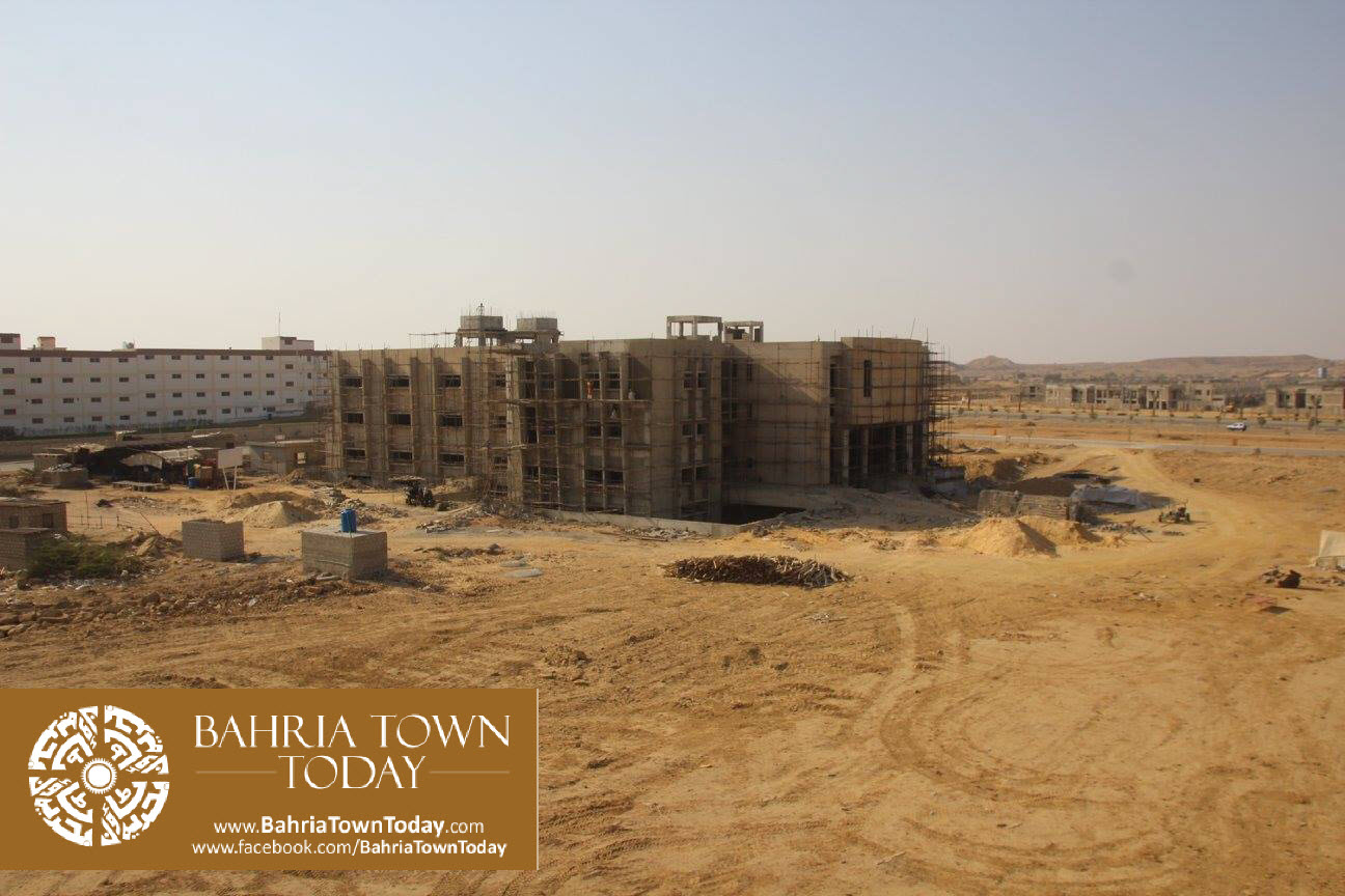 Bahria Town Karachi Latest Progress Update – March 2016 (28)