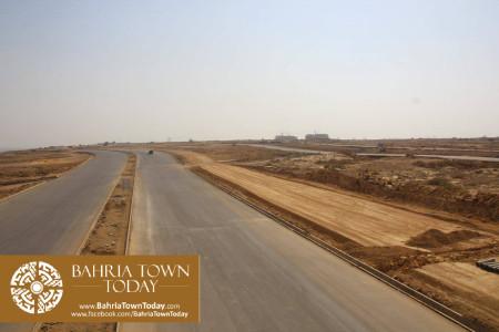 Bahria Town Karachi Latest Progress Update - March 2016 (3)