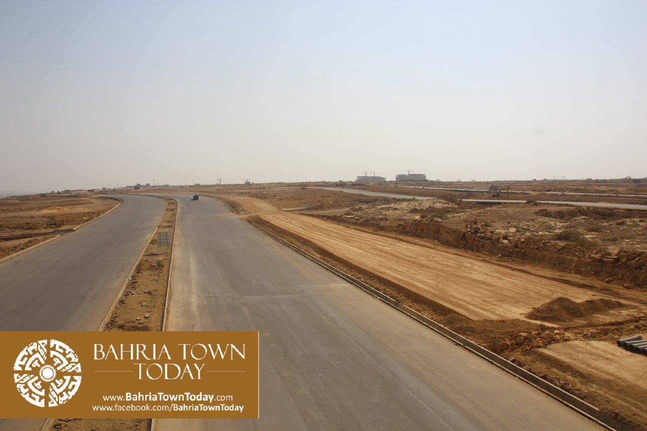 Bahria Town Karachi Latest Progress Update – March 2016 (3)