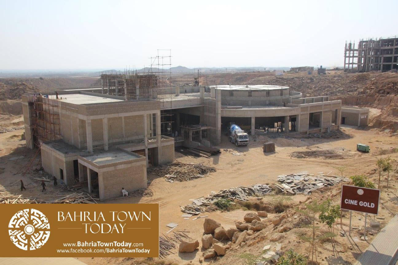 Bahria Town Karachi Latest Progress Update – March 2016 (31)