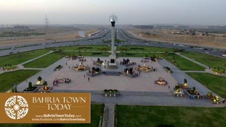 Bahria Town Karachi Latest Progress Update - March 2016 (32)