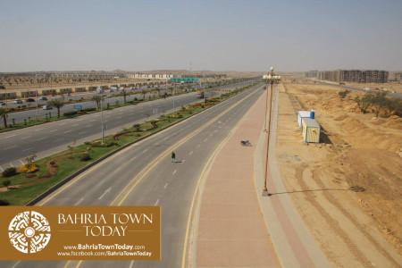 Bahria Town Karachi Latest Progress Update - March 2016 (33)