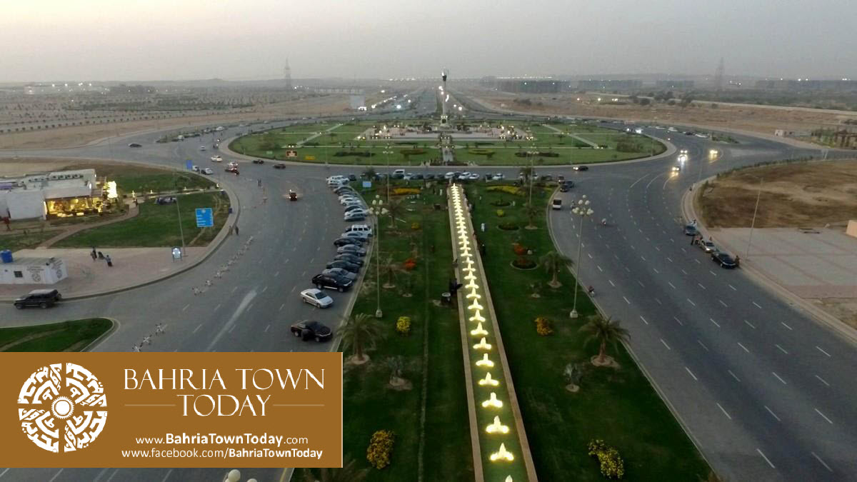 Bahria Town Karachi Latest Progress Update – March 2016 (35)