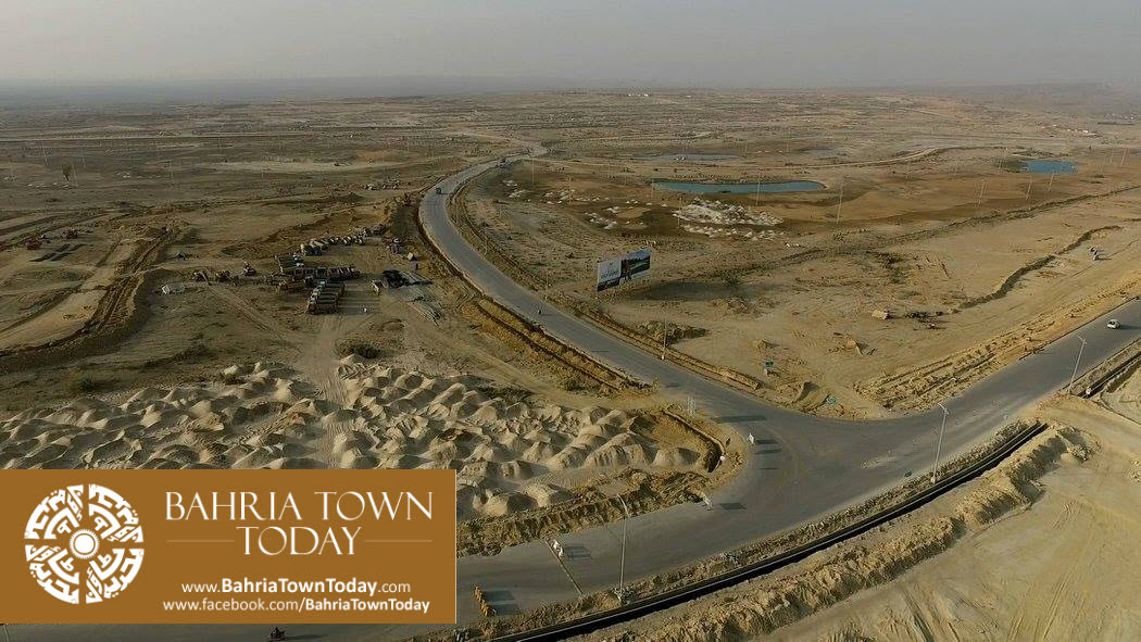 Bahria Town Karachi Latest Progress Update – March 2016 (36)