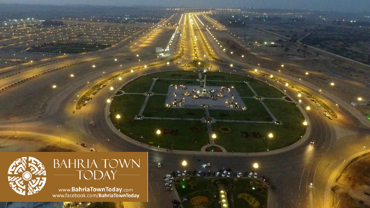 Bahria Town Karachi Latest Progress Update – March 2016 (37)